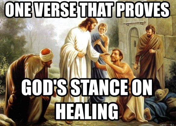 One Verse That Proves God's Stance on Healing
